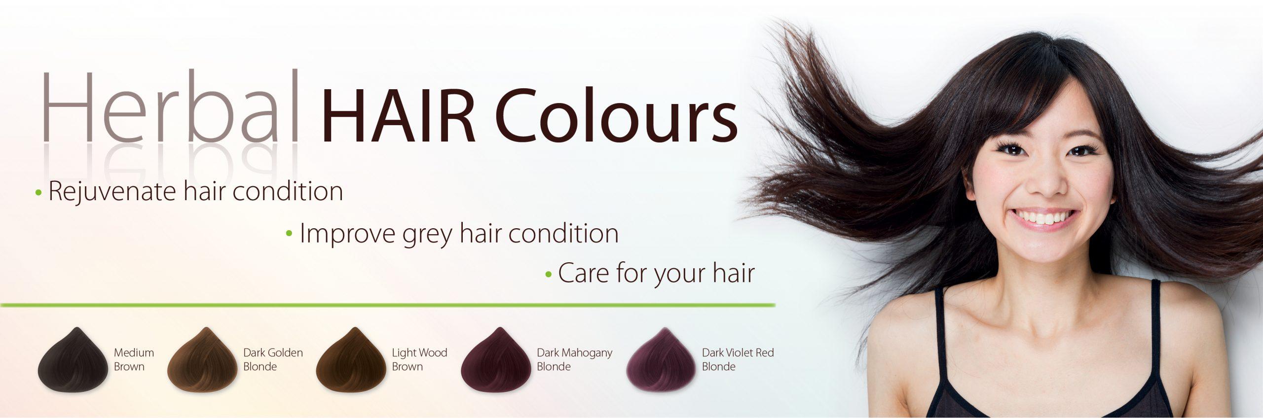 Beijing 101 Hair hair colours