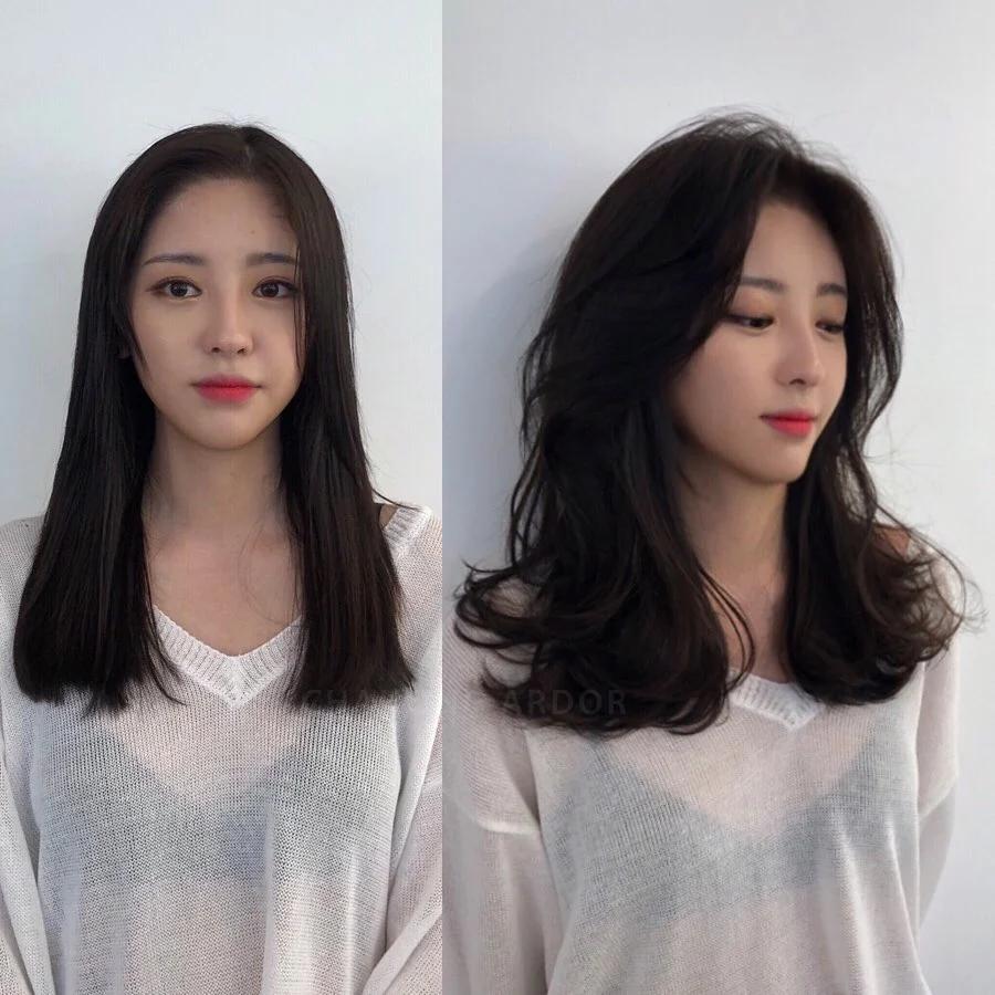 Thicker hair vs Flat hair