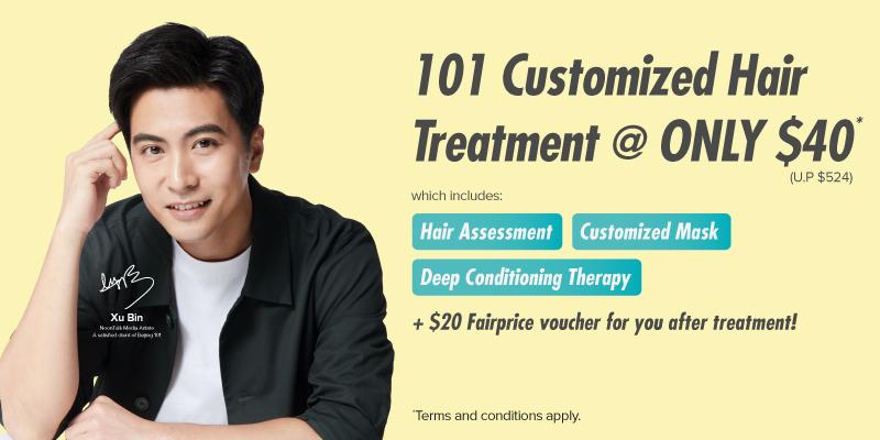 Hair Loss Singapore Herbal Treatment